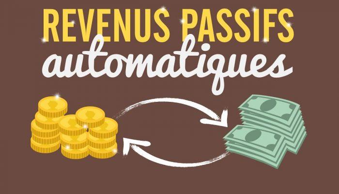 Le revenu passif – idées et plan d'investissement